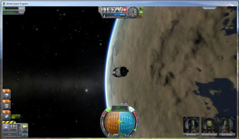 My adventure into Kerbal Space Program