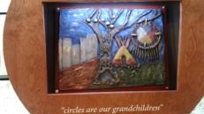 circles are our grandchildren