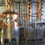 The Distillation Pot and Tower